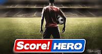 تحميل لعبة سكور هيرو Score Hero مهكرة للاندرويد