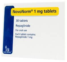 نوفونورم أقراص لعلاج حالات مرض السكري