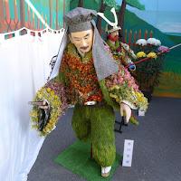 ひらかた菊花展 (枚方市役所周辺) ひらかた市民菊人形 徳川家康