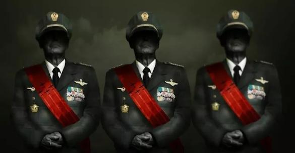 Para Jenderal Senior Turun Gunung Aksi 22 Mei, Ada Apa? by Hersubeno Arief