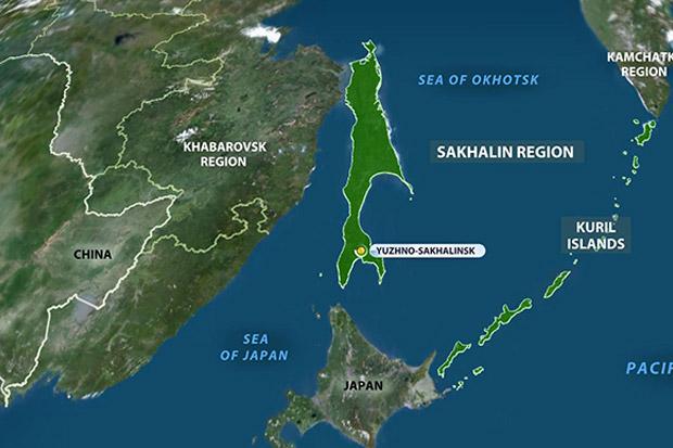 Rusia Akan Tempatkan Drone dan Sistem Rudal di Pulau Sengketa