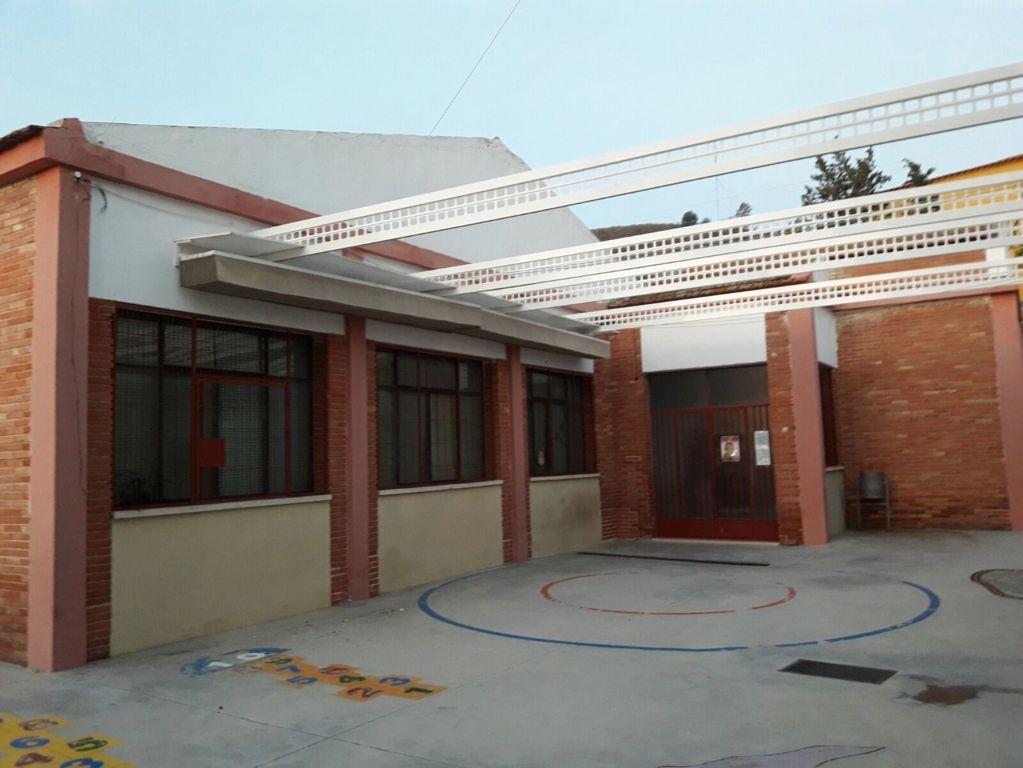Colegio biling e de murcia juan xxiii nuevas ventanas y - Persianas murcia ...