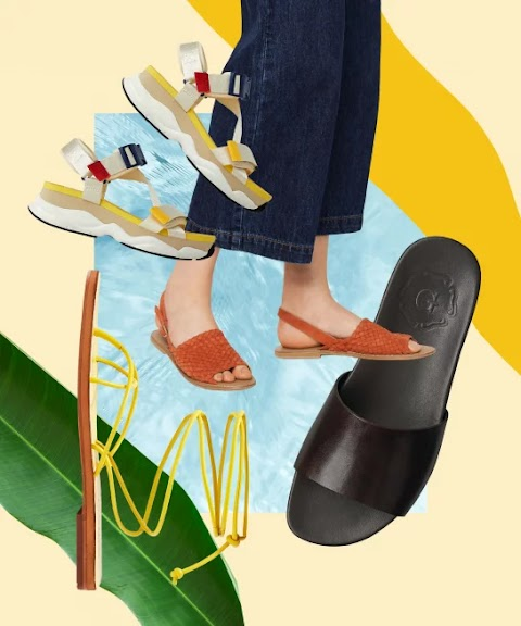 Trends: The 3 Sandal Trends You'll See Almost Everywhere This Summer
