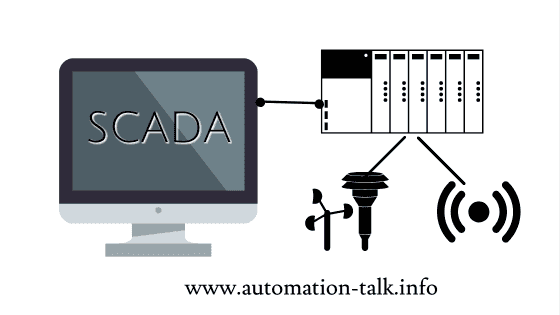 Whats is Supervisory Control and Data Acquisition - SCADA