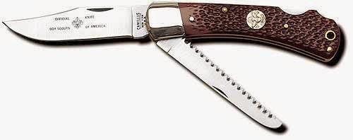 Dick Tracy Knife 28