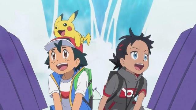 Capitulo 2 Serie Viajes Pokémon: Satoshi y Gou, ¡Vamos por Lugia!