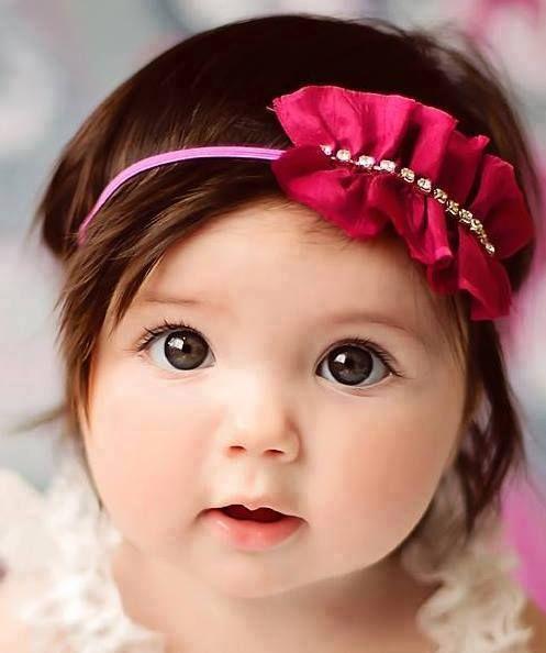 Foto Anak Bayi Lucu Menggemaskan