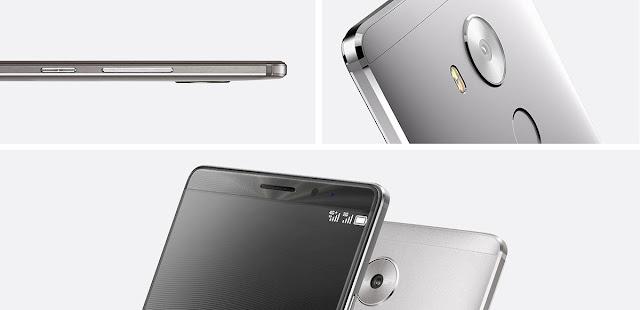 مميزات و عيوب هاتف هواوى ميت 8 - Huawei Ascend Mate 8