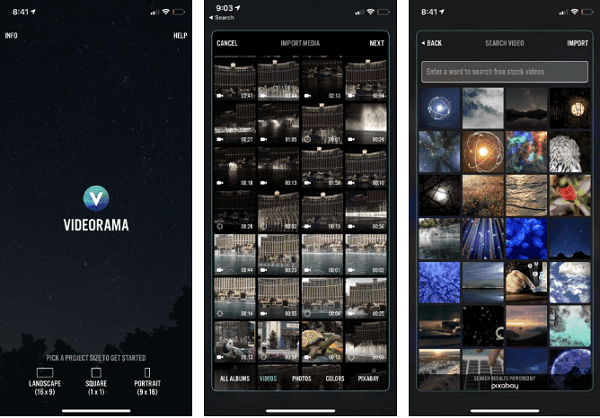 أفضل 5 تطبيقات مجانية لتحرير الفيديو لأجهزة iPhone و iPad