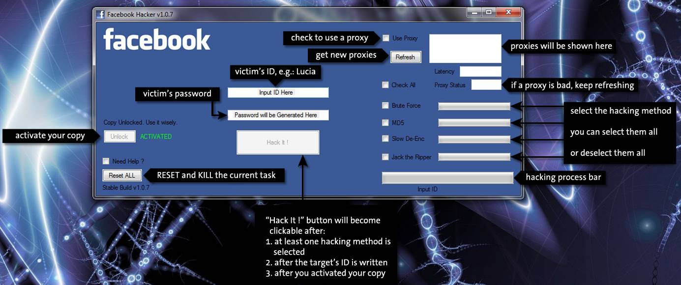 Kandi Boys Facebook Hacking Software Free Download V1 8 With Activation Key