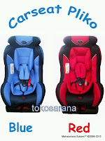 Baby Car Seat Pliko PK728 Group 0+, 1