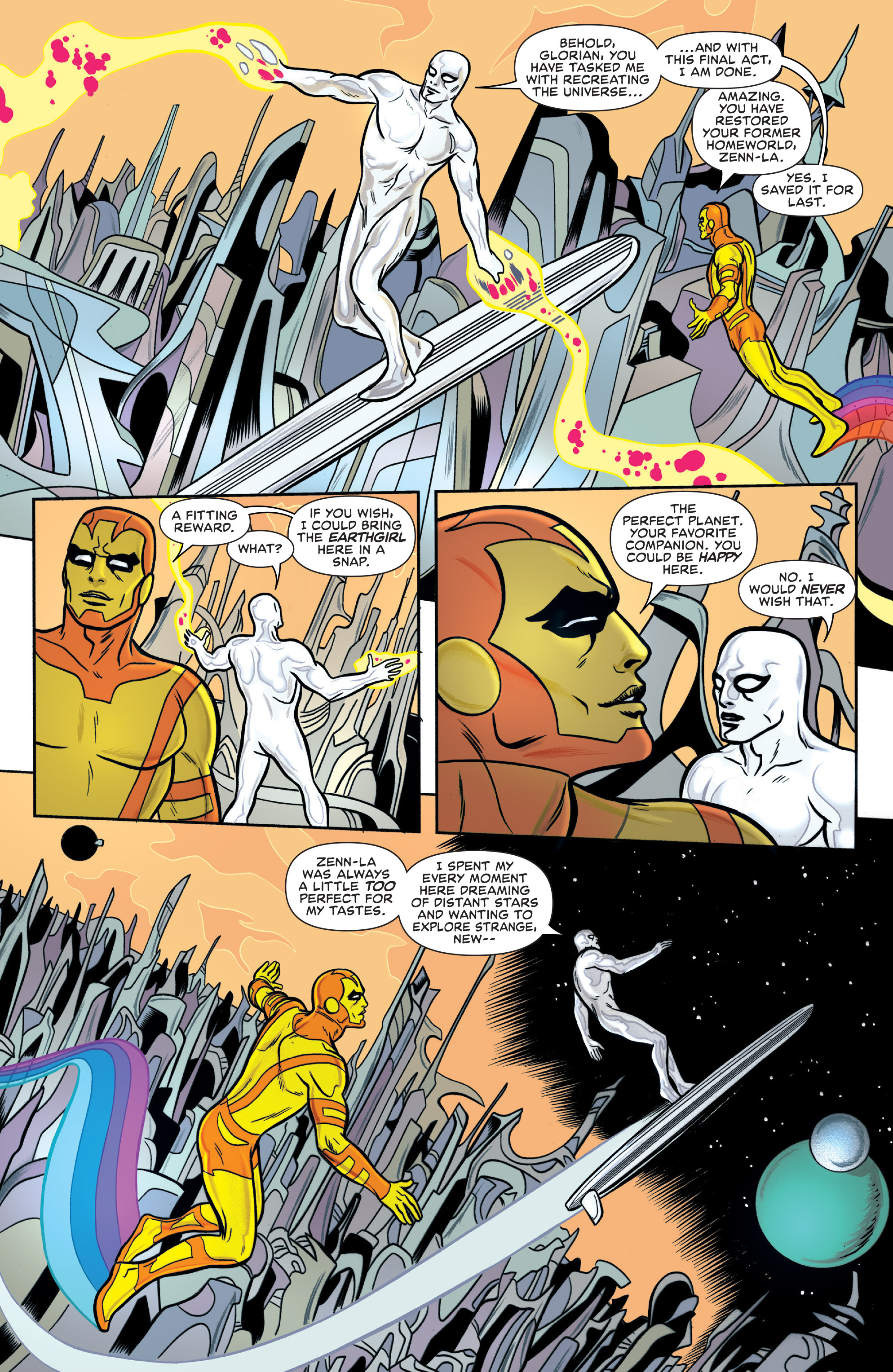 Read online Silver Surfer (2014) comic -  Issue #15 - 3