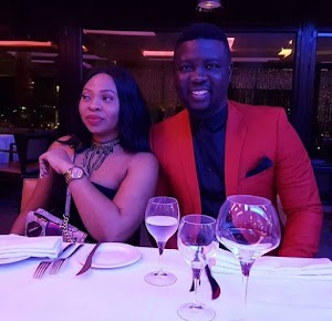 Check In To See Photos From Comendian Seyilaw's 6th Wedding Anniversary Dinner