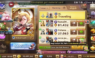 LINE Let's Get Rich v2.2.0 Mod Apk Unlimited Money Diamond Clover Gold free download
