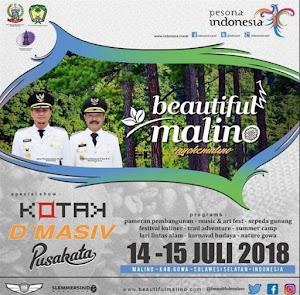 Yuk Seru Seruan Di Malino dalam Event Beautiful Malino GOWA Sulawesi Selatan