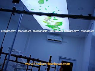 trần thạch cao quận Tân Phú