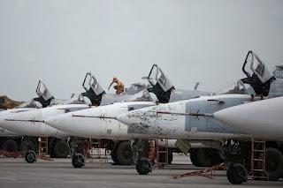 Jet Tempur Rusia