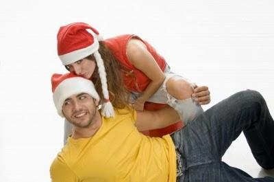 naughty father christmas role-play