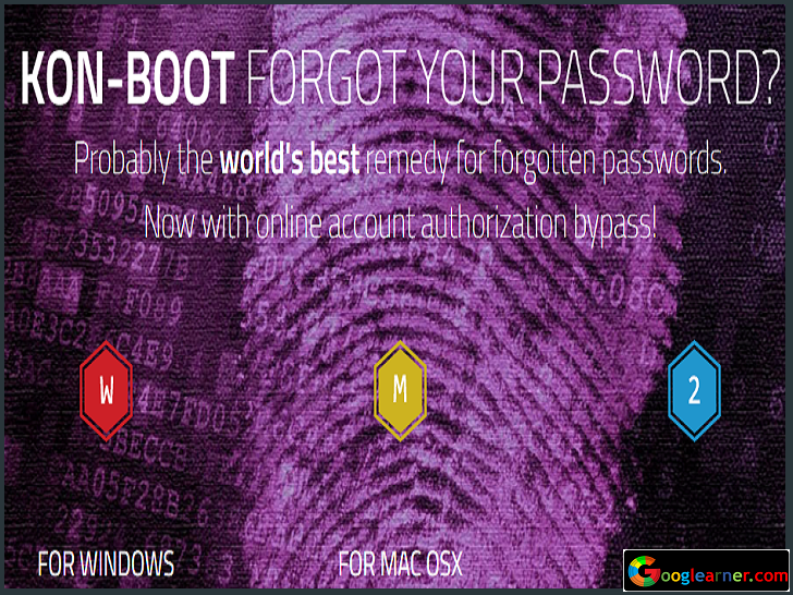 How To Hack/Bypass Windows Login Password