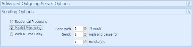 SmartSerialMail Full tùy chọn