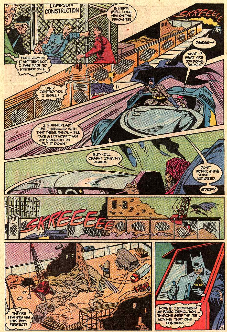 Detective Comics (1937) 603 Page 3