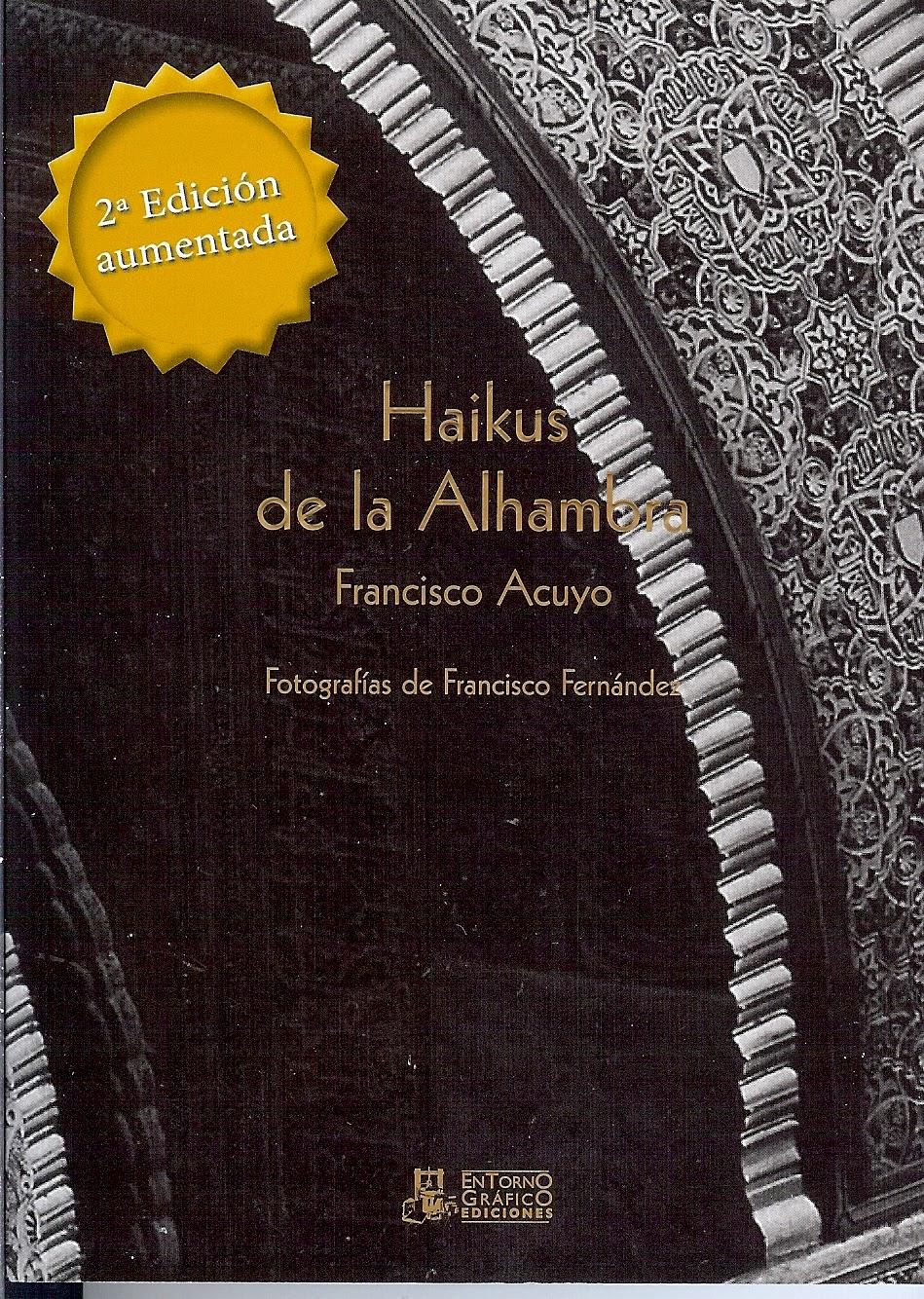 Poesía sobre La Alhambra, Granada hoy, Ancile.