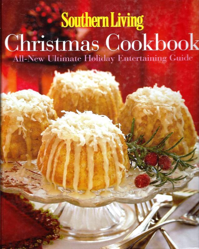 the iowa housewife southern living christmas cookbook - Southern Living Christmas