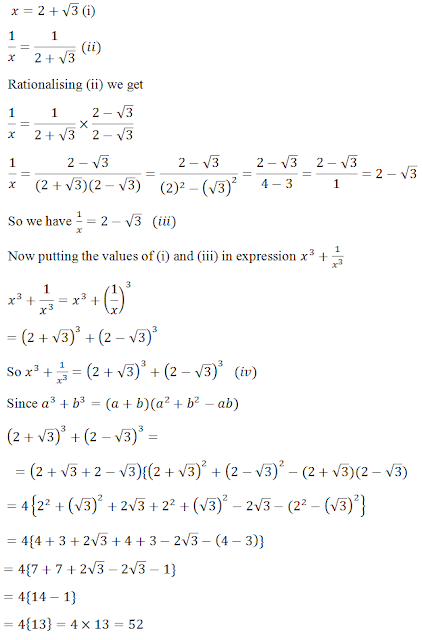R D  Sharma Solutions Class 9th: Ch 3 Rationalisation