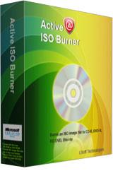 Active@ ISO Burner 4.0.3 | Graba imágenes ISO de CD / DVD / Blu-ray compatibles con la norma ISO