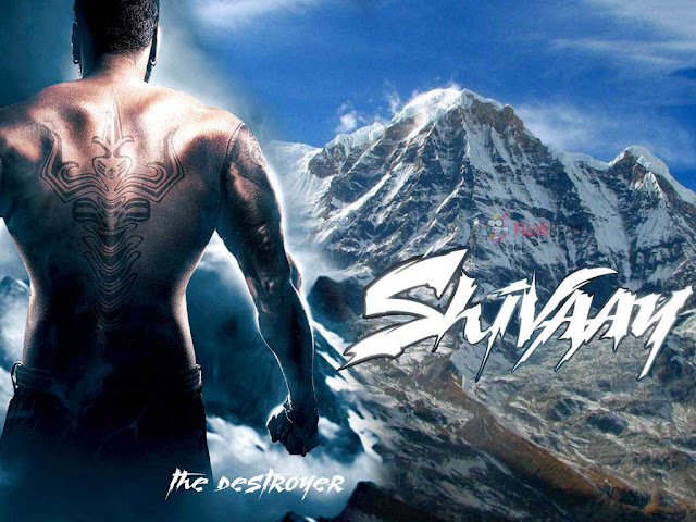 Shivaay 1st Day Collection, Day 1 Box Office Collections