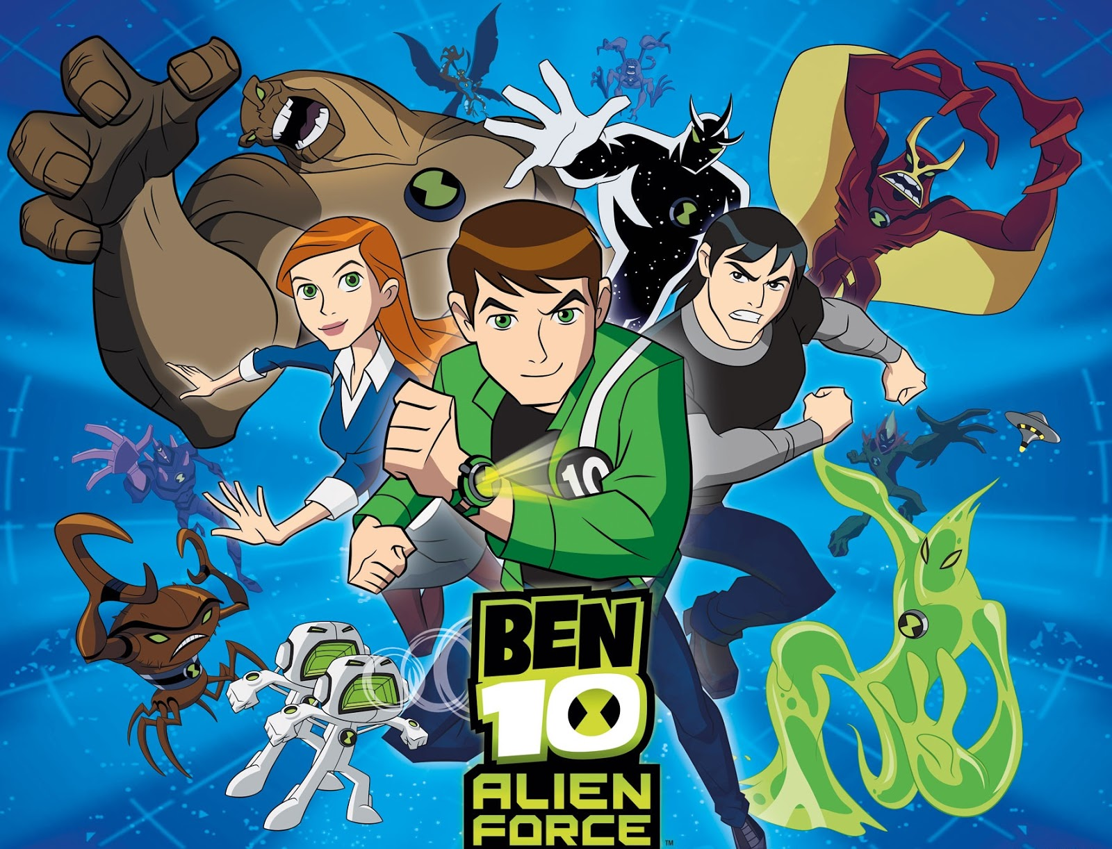 Ben 10 | HD Wallpapers (High Definition) | Free Background