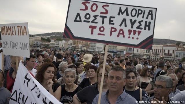 Προσφυγικό: Καμία αποκλιμάκωση στην Ελλάδα