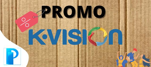 Promo K Vision Bulan Mei 2021