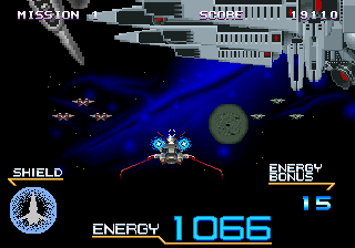 Game Dingdong Pesawat Galaxy Force