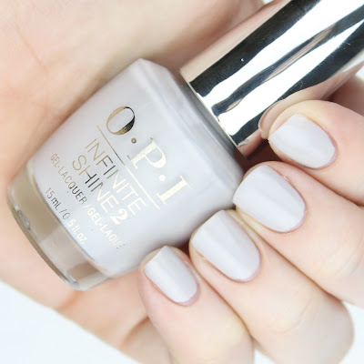 OPI Infinite Shine in Made Your Look review swatch