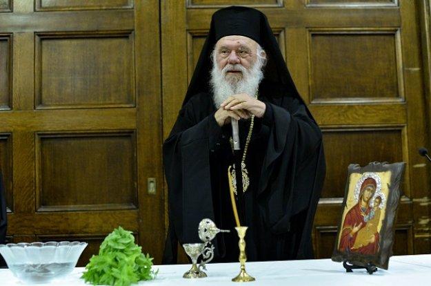 Ιερώνυμος: Ο Τσίπρας γίνεται σύγχρονος Σαούλ