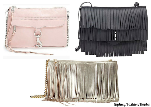 How To Wear A Fringed Bag (& Not Look Like A Hippie!)