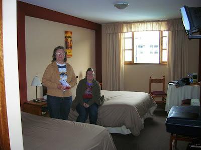 Habitación del hotel Qelqatani, Puno, Perú, La vuelta al mundo de Asun y Ricardo, round the world, mundoporlibre.com