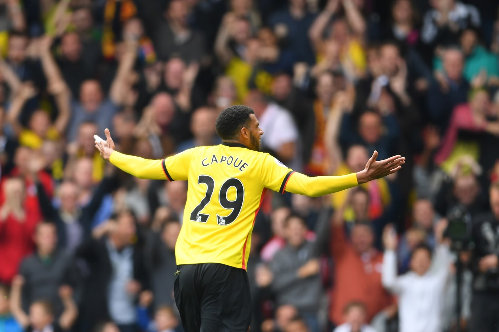 Watford 3-1 Man Utd: Late Hornets double sinks United Etienne Capoue