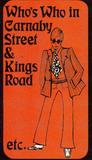Sweet Jane blog, 1960s Fashion Book Blogger, book review, 1960s Carnaby Street Kings Road