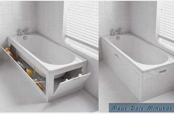 banheira para kitnet