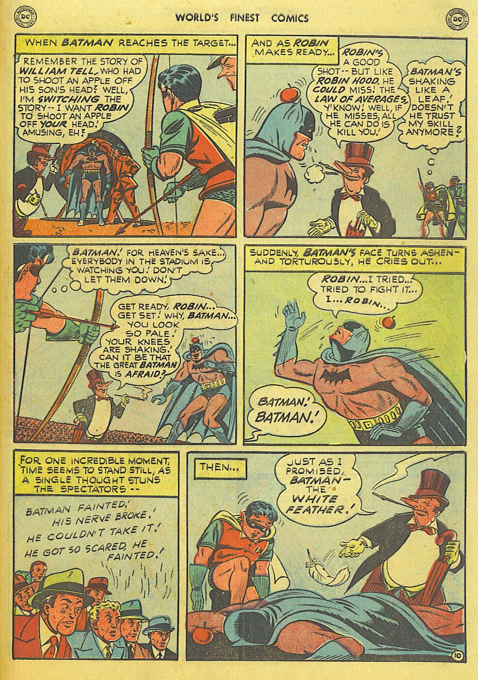 Read online World's Finest Comics comic -  Issue #49 - 72
