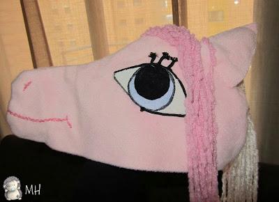Disfraz casero de My Little Pony