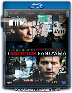 O Escritor Fantasma Torrent - BluRay Rip 1080p Dublado