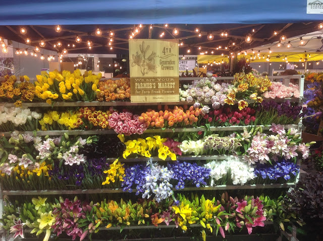 Sun Valley Farmer's Market Flowers
