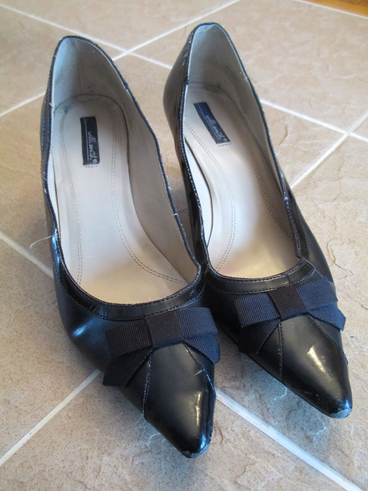 Trashed and Abused Shoes: My Collection: Willi Smith High ...
