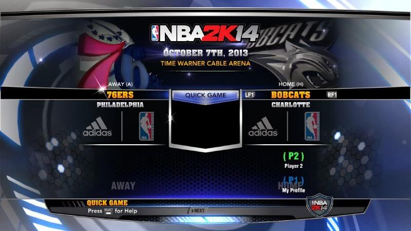 ESPN 3D Bootup Screen Logos Philadelphia 76ers