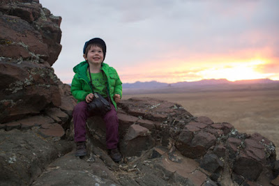 Hawkeye Huey, el fotógrafo más joven de National Geographic.
