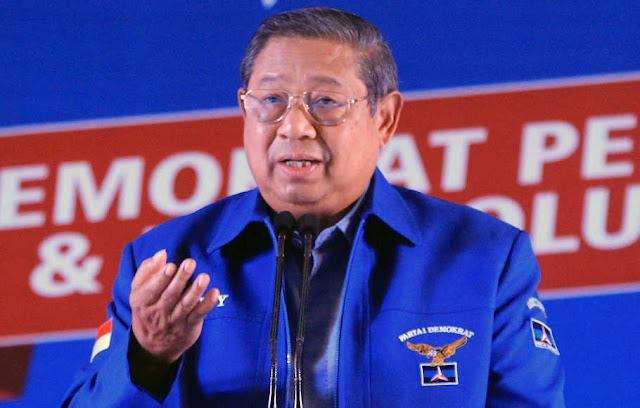 SBY Imbau Capres-Cawapres Kedepankan Program Dan Solusi Bukan Politik Identitas