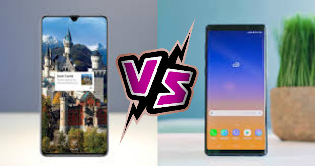 Huawei Mate 20 Pro vs Samsung Galaxy Note 9: Flagship battle